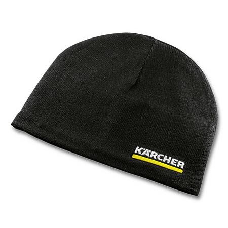 Вязаная шапка, чёрная Karcher   0.016-120.0