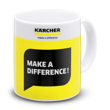 Кофейная кружка Karcher | 0.016-675.0