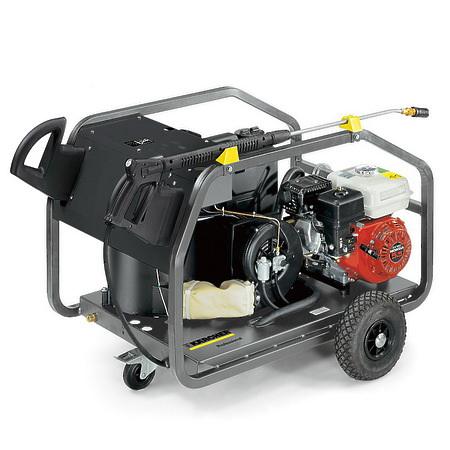 Аппарат высокого давления с подогревом воды Karcher HDS 801 D