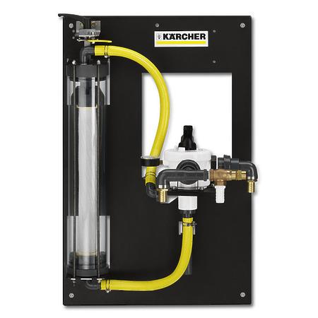 WRP 1000 Classic (установка для очистки воды от масел / углеводородов, с ручной системой обратной промывки фильтра)