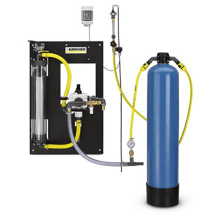 WRH 1200 Classic (установка для очистки воды от масел / углеводородов, с ручной системой обратной промывки фильтра)