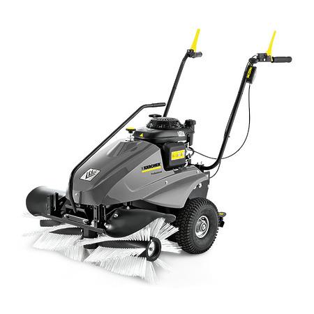 KM 80 W G (подметально-всасывающая машина с ручным управлением / тяговым приводом / бензиновым двигателем)