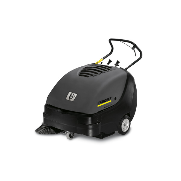 KM 85/50 W G (подметально-всасывающая машина с ручным управлением / тяговым приводом / бензиновым двигателем)