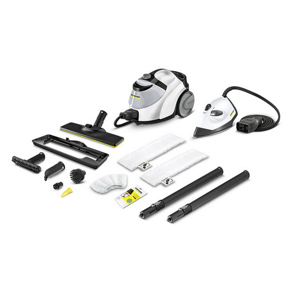 Пароочиститель Karcher SC 5 EasyFix Premium Iron Kit | 1.512-552.0