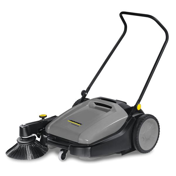 KM 70/20 C (компактная подметально-всасывающая машина / с ручным управлением / без тягового привода)