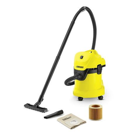 Хозяйственный пылесос Karcher WD 3 | 1.629-801.0