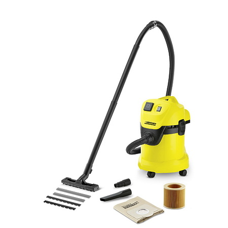 Хозяйственный пылесос Karcher WD 3 P | 1.629-881.0