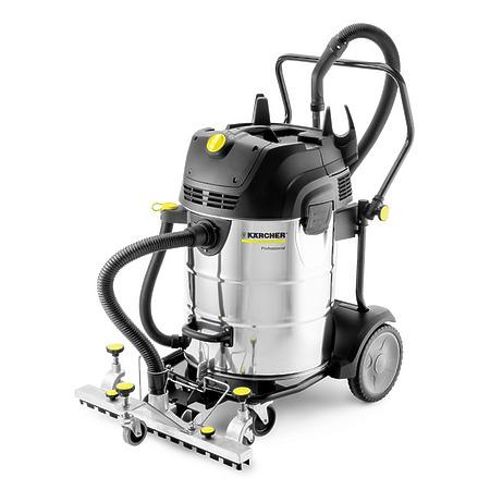 Пылесос сухой и влажной уборки Karcher NT 75/2 Tact² Me Tc Adv | 1.667-316.0