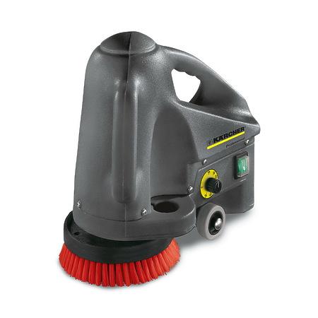 BD 17/5 C (компактная поломойная машина с дисковой щеткой без тягового привода)