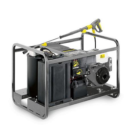 Аппарат высокого давления с подогревом воды Karcher HDS 1000 Be