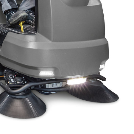Рабочее осветительное оборудование (для машин с 8/2018 г. выпуска) | 2.034-001.0