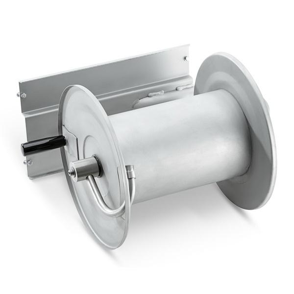 МК барабана для шланга Karcher, из нерж. стали, для аппаратов HD Cage экстра-класса, 40 м   2.110-001.0