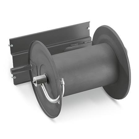 МК барабана для шланга Karcher, с порошковым покрытием, для аппаратов HD Cage экстра-класса, 40 м | 2.110-002.0