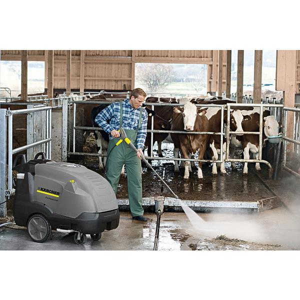 Аппарат высокого давления с подогревом воды Karcher HDS 13/20-4 SX