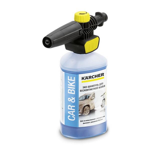 Насадка для пенной чистки Connect Clean FJ 10 C + Ultra Foam Cleaner «3 в 1»