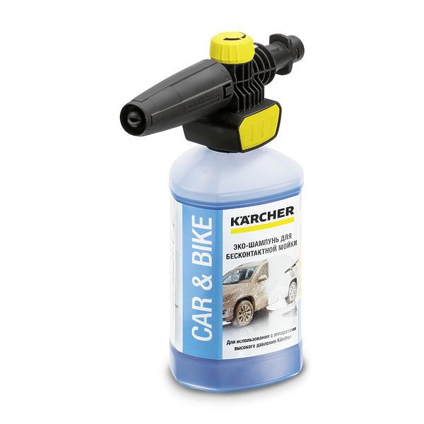 Насадка для пенной чистки Connect 'n' Clean FJ 10 C + Ultra Foam Cleaner «3 в 1»