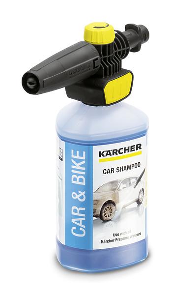 Насадка для пенной чистки Connect 'n' Clean FJ 10 C + автомобильный шампунь «3 в 1»