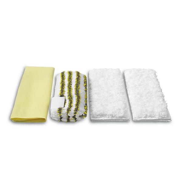 Комплект микроволоконных салфеток для ванной   2.863-171.0