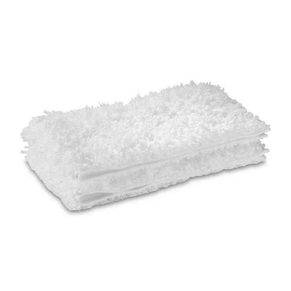 Комплект микроволоконных салфеток к насадкам для пола Classic и Comfort | 2.863-173.0