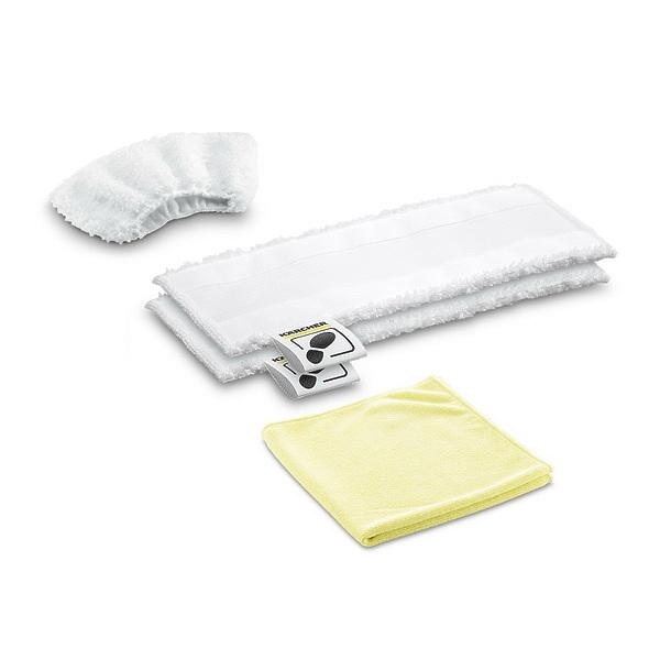 Комплект микроволоконных салфеток для кухни