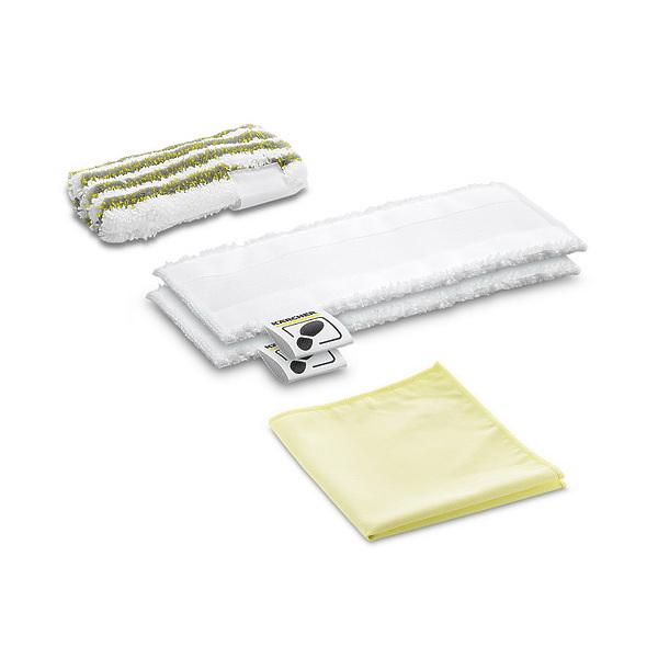 Комплект микроволоконных салфеток для ванной