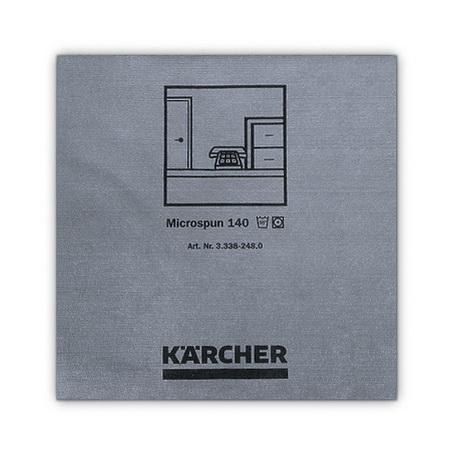 Салфетки из микроволокна Microspun, синие, Karcher | 3.338-248.0