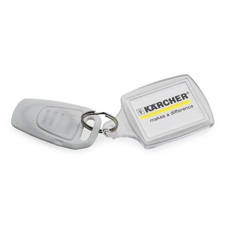 Ключ для системы KIK, белый | 4.035-076.0