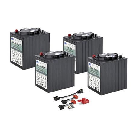 Комплект батарей 24 В \ 180 Ач | 4.035-387.0
