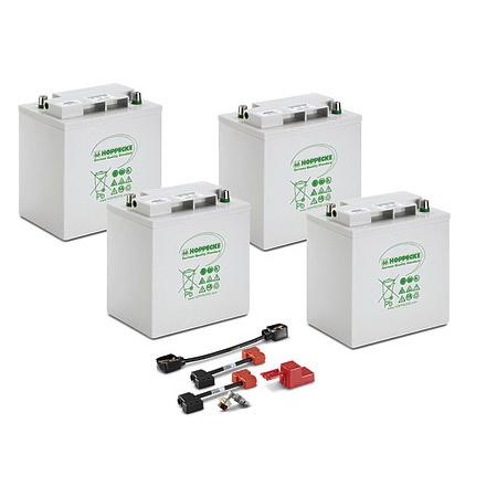 Комплект батарей 24 В \ 170 Ач | 4.035-388.0