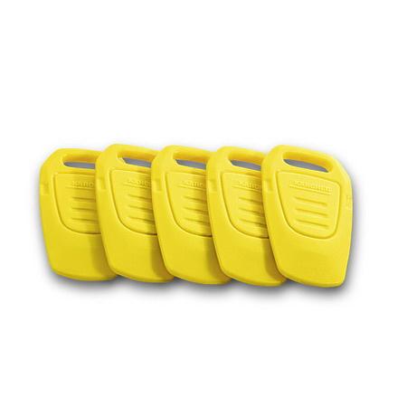 Комплект желтых ключей для системы KIK   4.035-408.0