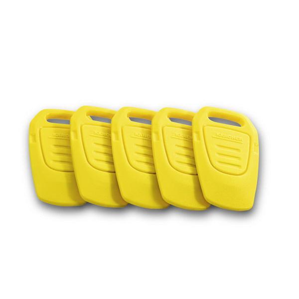 Комплект желтых ключей для системы KIK | 4.035-408.0