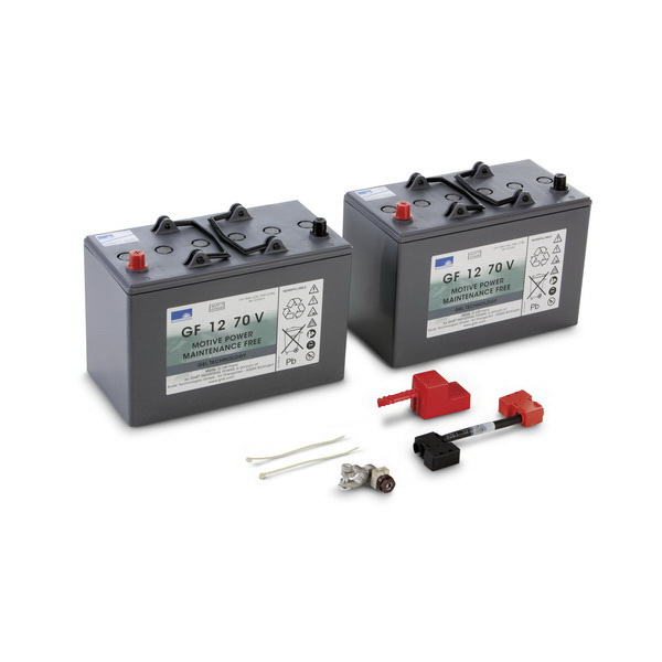 Комплект батарей 24 В \ 180 Ач | 4.035-440.0