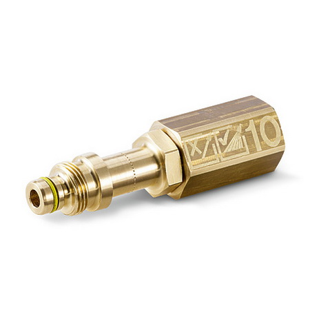 Резьбовой штуцер для приспособлений для очистки поверхностей и регуляторов Servo Control Karcher | 4.111-022.0