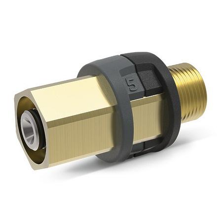 Адаптер 5, EASY!Lock 22 (внутр. рез.) – M 22 (нар. рез.), Karcher | 4.111-033.0
