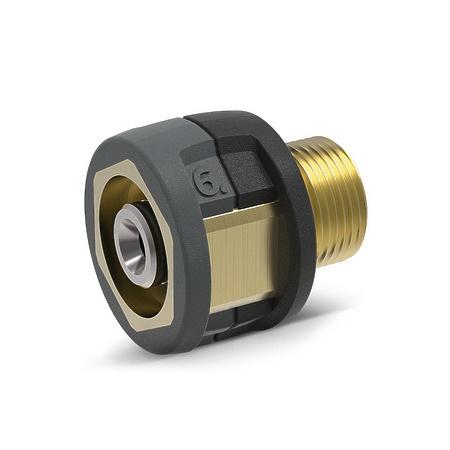 Адаптер 6, EASY!Lock 22 (внутр. рез.) – M 22 (нар. рез.), Karcher | 4.111-034.0