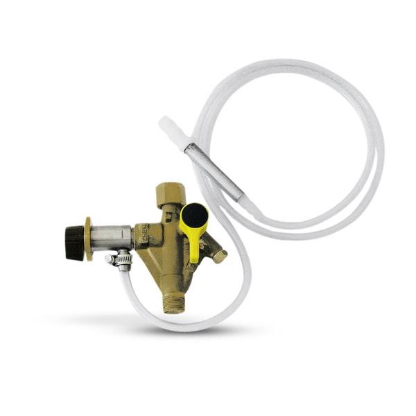 Инжектор высокого и низкого давления для чистящего средства (без сопел), Karcher | 4.637-032.0