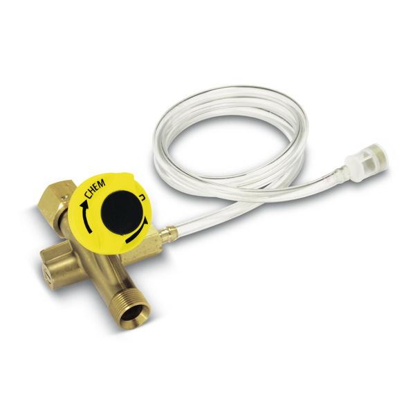 Инжектор высокого давления для чистящего средства (без сопла), Karcher | 4.637-033.0