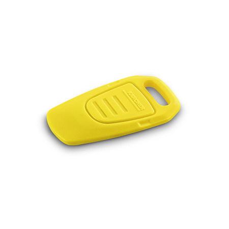 Ключ для системы KIK, желтый | 5.035-344.0