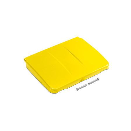 Крышка для тележек ECO!First Liner и ECO!Clean Liner, желтая, Karcher | 5.999-033.0