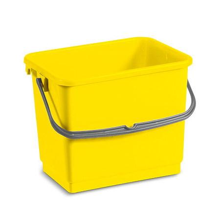 Ведерко, желтое (4 л), Karcher | 5.999-049.0