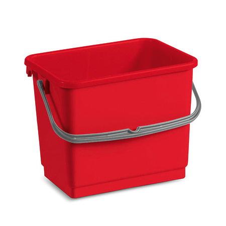 Ведерко, красное (4 л), Karcher | 5.999-050.0
