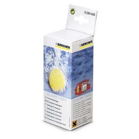 Таблетки чистящего средства Керхер RM 555