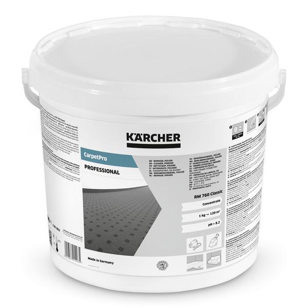 Порошковое средство для чистки мебели и ковров RM 760 Classic 10 кг | 6.291-388.0