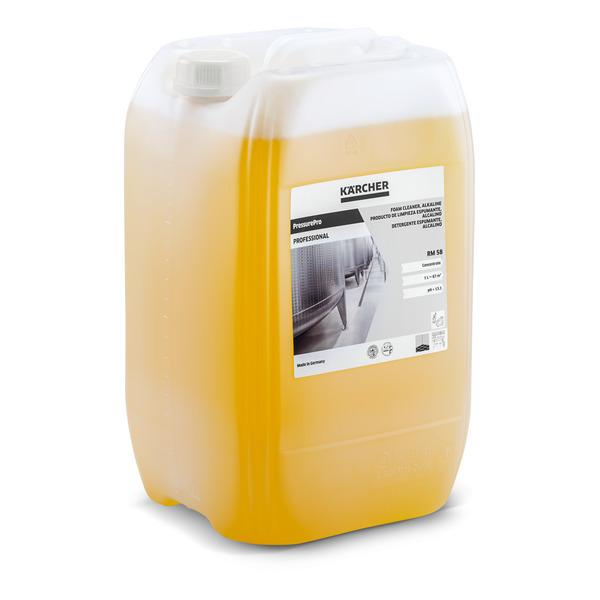 Щелочное средство для пенной чистки RM 58 20 л | 6.295-100.0