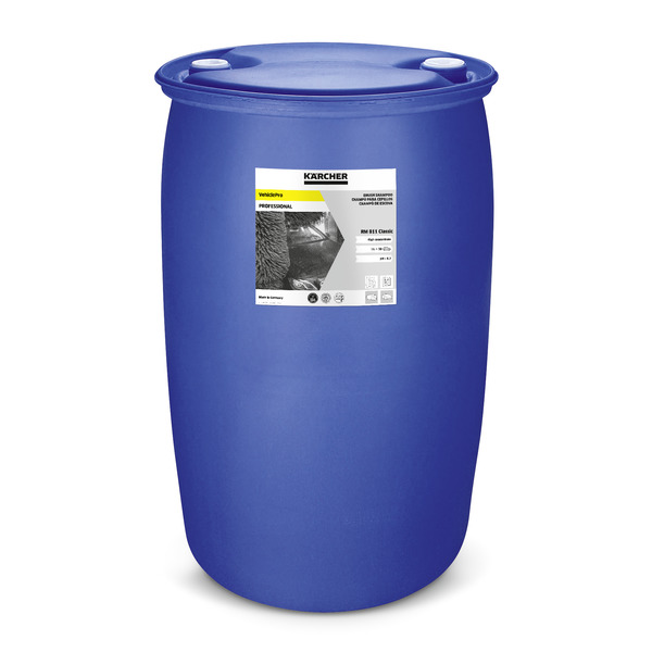 Шампунь для щеточной мойки RM 811 Classic 200 л | 6.295-140.0