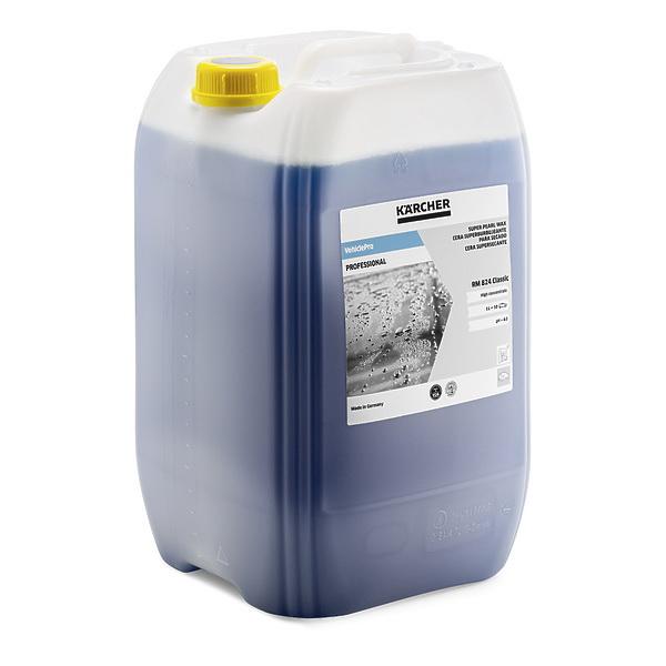 Воск с интенсивным водоотталкивающим эффектом RM 824 Classic 20 л | 6.295-438.0