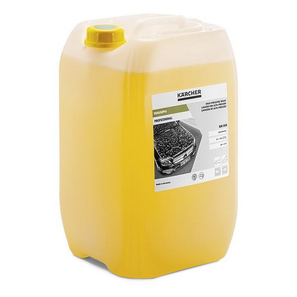 Щелочное средство для мойки высоким давлением RM 806 20 л | 6.295-553.0