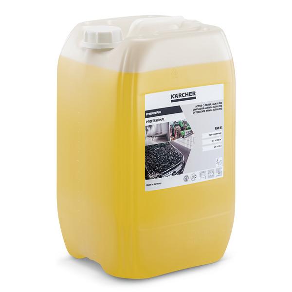 Щелочное активное чистящее средство RM 81 20 л   6.295-557.0