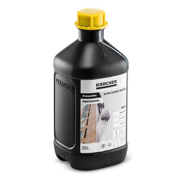 Нейтральное активное чистящее средство RM 55 2,5 л | 6.295-579.0