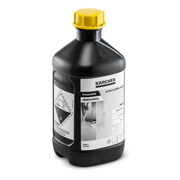 Кислотное активное чистящее средство RM 25 2,5 л | 6.295-588.0